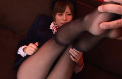 Rina rukawa. Hot Rina Rukawa in policewoman in the uniform that wants a have sexual intercourse
