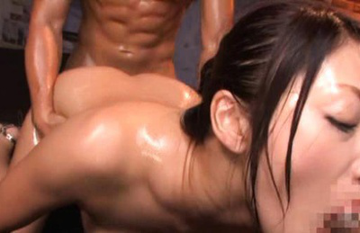 Httpfhg2 idols69 com44800reikokobayakawa4tbl098reikokobayakawaenjoysarearfucking24natsmjeymjk6mte6mq000219266. Oiled Reiko bends over for a heavy have sex by a huge penish