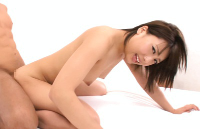 Himari wakana. Lovely Himari Wakana gets dick in her puss in doggy style