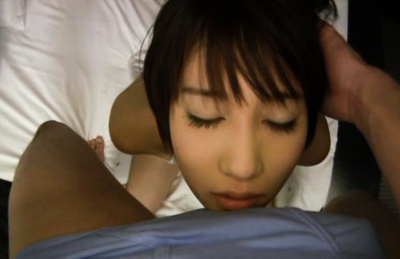 Riku minato. Wet girl Riku Minato treats us with hot vagina and