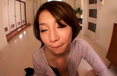 Tamaki nakaoka. Tamaki Nakaoka Asian shows jugs in bra and loves