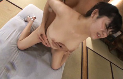 Mira tamana. Mira Tamana Asian on high heels has crack in long and strong fuck