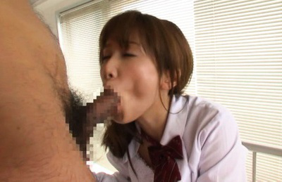 Minami kojima. Minami Kojima Asian blowjob violent penis and has