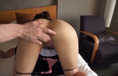 Reina oomori. Reina Oomori Asian with hot booty has crack