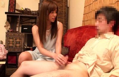 Rina rukawa. Rina Rukawa Asian suc penis and strokes it
