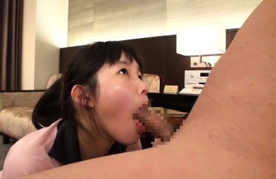 Yui. Yui Asian shows hot bum under skirt while