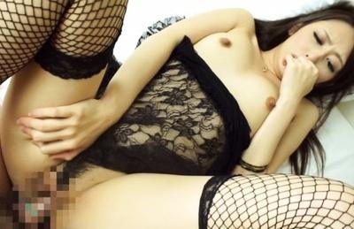 Ayu sakurai. Ayu Sakurai simply loves cock sliding so fine