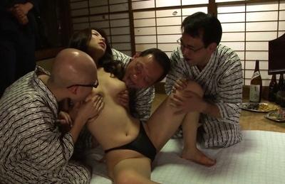 Ayumi shinoda. Ayumi Shinoda Asian has voluminous tits sucked and